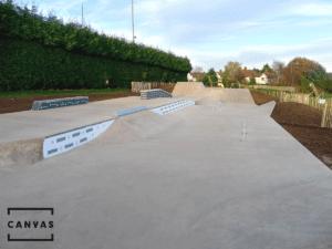 Bridgnorth Skate Park 3