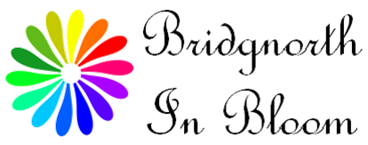 Bridgnorth In Bloom logo