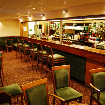 Bar lounge - Castle Hall