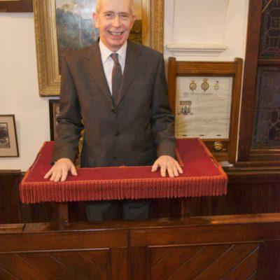 Councillor D Cooper