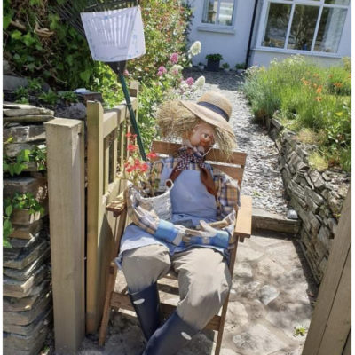 Scarecrow Competition - Click to open full size image