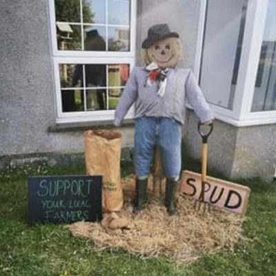 Scarecrow Compettion 2020