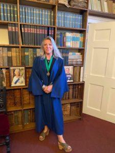 Councillor Sarah Barlow