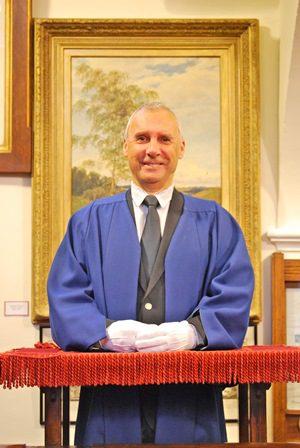 Mr R Whittle OBE