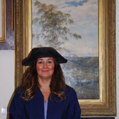 Mayor K Hurst-Knight