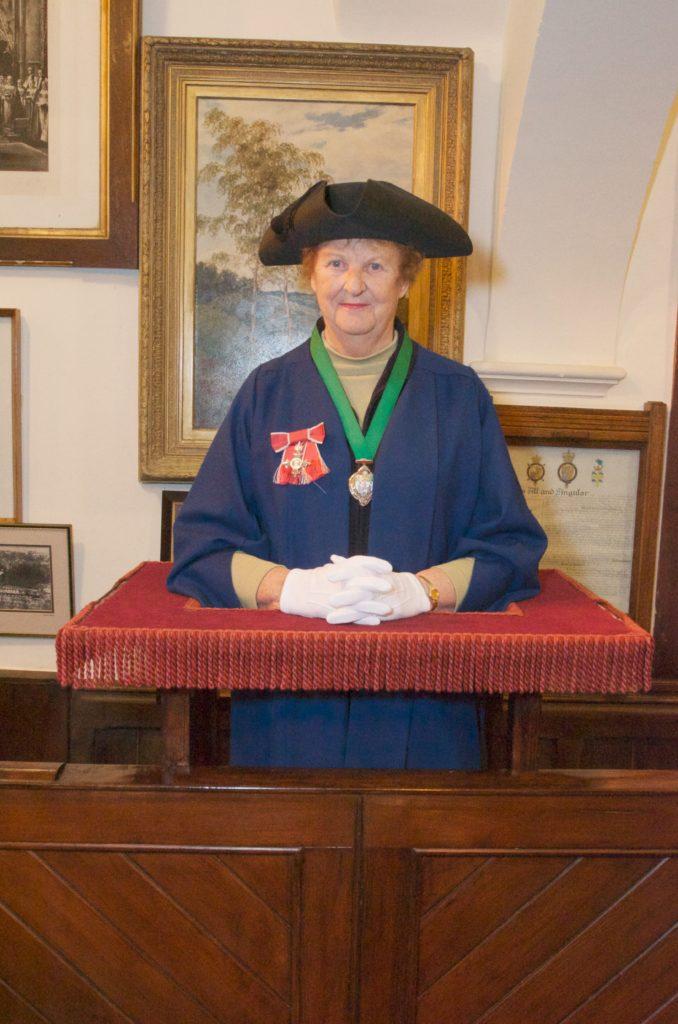 Councillor Mrs C Baines