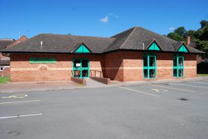 Low Town Community Hall exterior