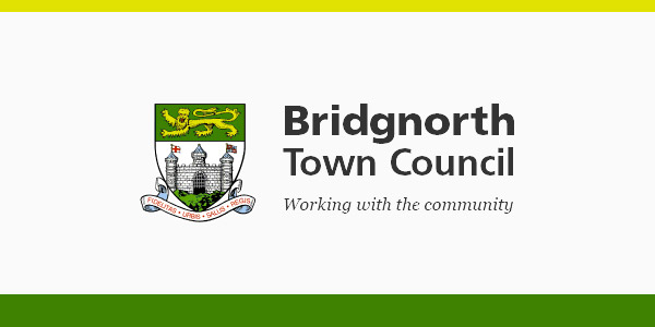 Bridgnorth Town Council Logo 600x300