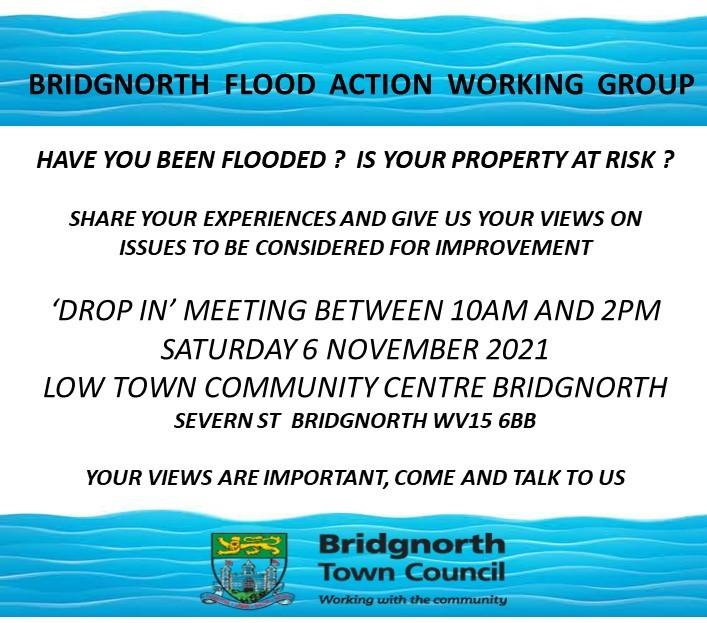Flood Flyer Mail Shot